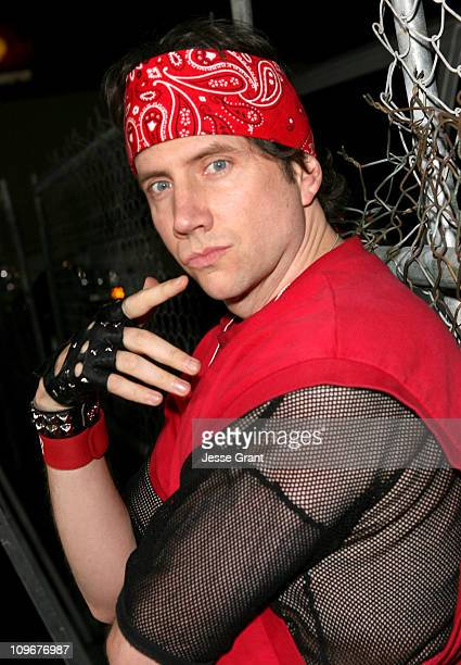 """Jamie Kennedy during """"Kickin' It Old Skool"""" Los Angeles Premiere After-Party - Red Carpet at The Music Box in Los Angeles, California, United States."""