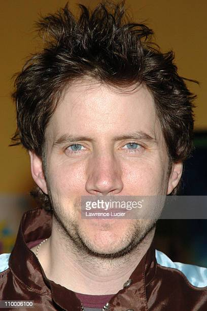 Jamie Kennedy during New Line Cinema and Milton Bradley Host Twister Contest with Stars of Son of the Mask Jamie Kennedy and Alan Cumming at...