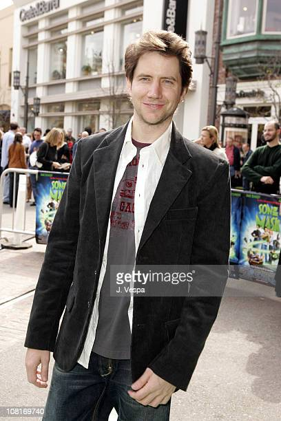 Jamie Kennedy during Son of the Mask Los Angeles Premiere Green Carpet at The Grove in Los Angeles California United States