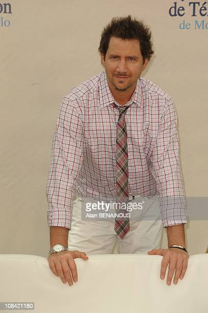 Jamie Kennedy for 'Ghost Whisperer' in Monte Carlo Monaco on June 09th 2009