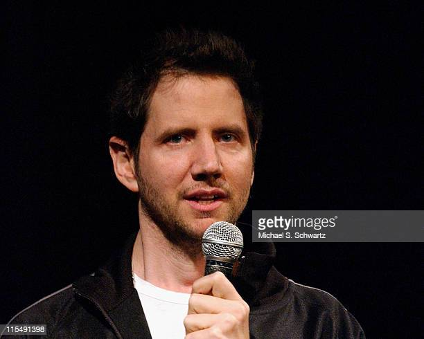 Jamie Kennedy performs at the Hollywood Improv on March 12 2008 in Hollywood California