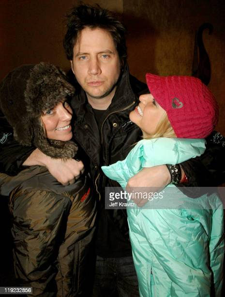 Jamie Kennedy Sarah Litzsinger and Kate Reinders during HBO's 13th Annual US Comedy Arts Festival Heckler with Jamie Kennedy and Michael Addis at...