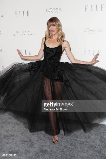 Jamie King attends ELLE's 24th Annual Women in Hollywood Celebration at Four Seasons Hotel Los Angeles at Beverly Hills on October 16 2017 in Los...