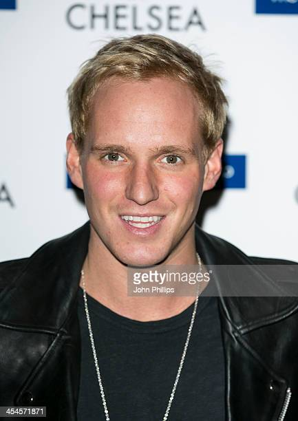 Jamie Laing attends the MAde in Chelsea perfume launch at Raffles on December 9 2013 in London England