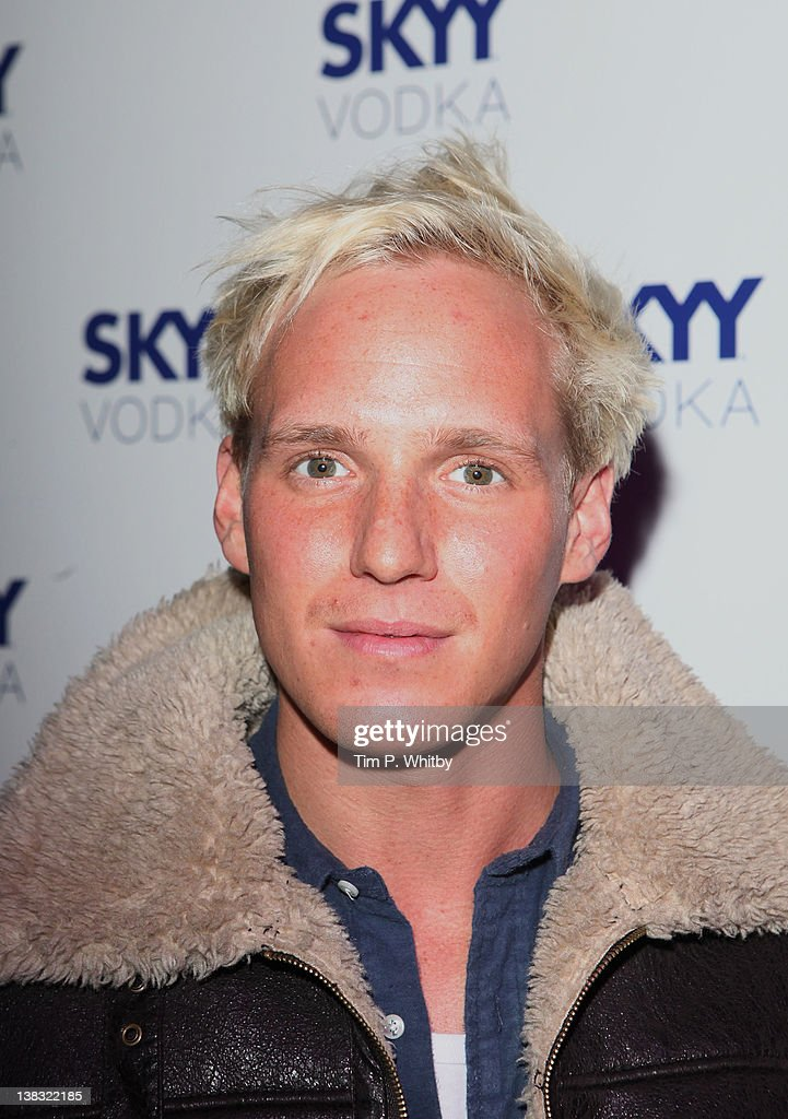 Jamie Laing pictured at The Skyy Vodka Global Flair Challenge Finals in London 2012 at Electric Brixton on February 5, 2012 in London, England.