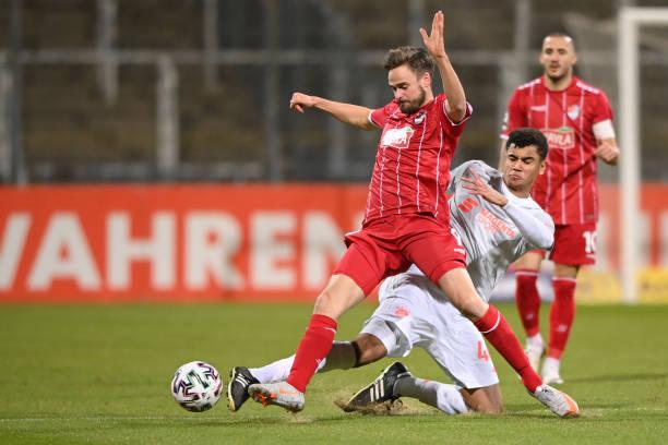 DEU: Türkgücü München v Bayern München II - 3. Liga