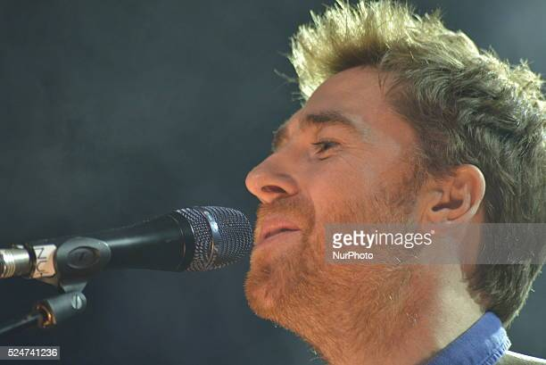Jamie Lawson performing live at the Manchester O2 Ritz live music venue in Manchester Greater Manchester England United Kingdom on Thursday 21st...