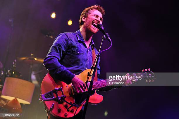 Jamie Lawson performs on stage at the O2 Academy Brixton on October 19, 2016 in London, England.