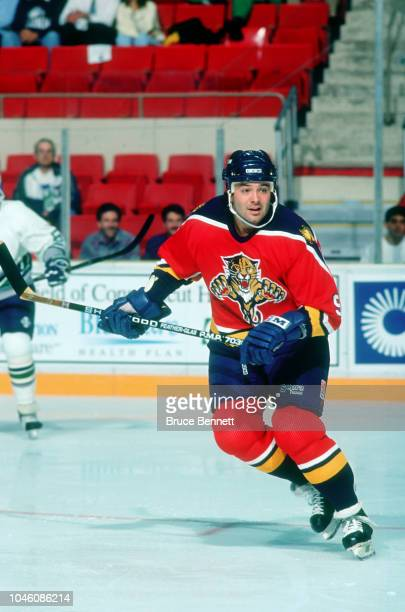 Jamie Leach of the Florida Panthers