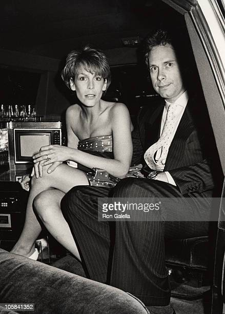 Jamie Lee Curtis and Christopher Guest during Perfect Premiere New York City at Coronet Theater in New York City New York United States