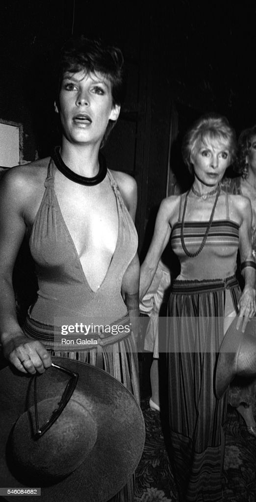 Jamie Lee Curtis And Janet Leigh Attend Young Musicians