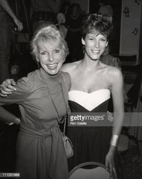 Jamie Lee Curtis And Janet Leigh During Young Musicians