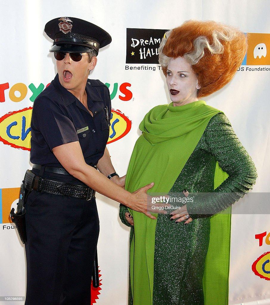 10th Anniversary Dream Halloween Los Angeles : Foto jornalística