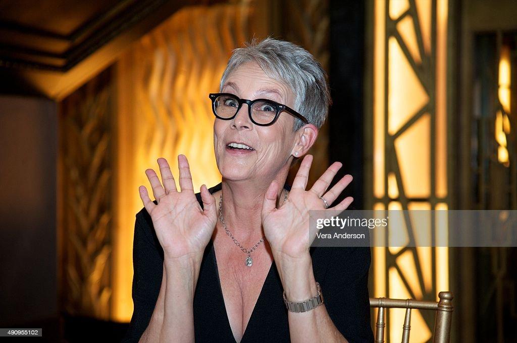 """Scream Queens"" Press Conference : News Photo"