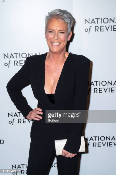 Jamie Lee Curtis attends the 2020 National Board Of Review Gala at Cipriani 42nd Street on January 08 2020 in New York City