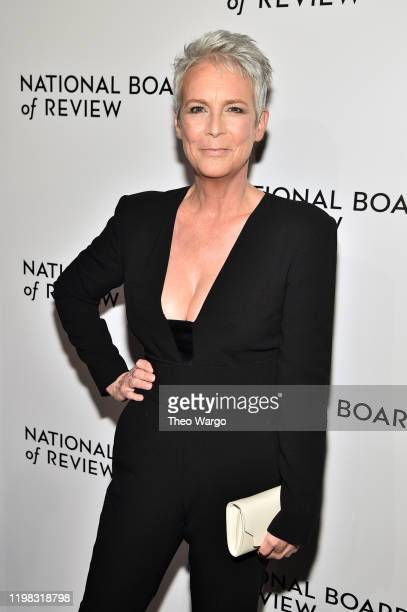 Jamie Lee Curtis attends the 2020 National Board Of Review Gala on January 08, 2020 in New York City.