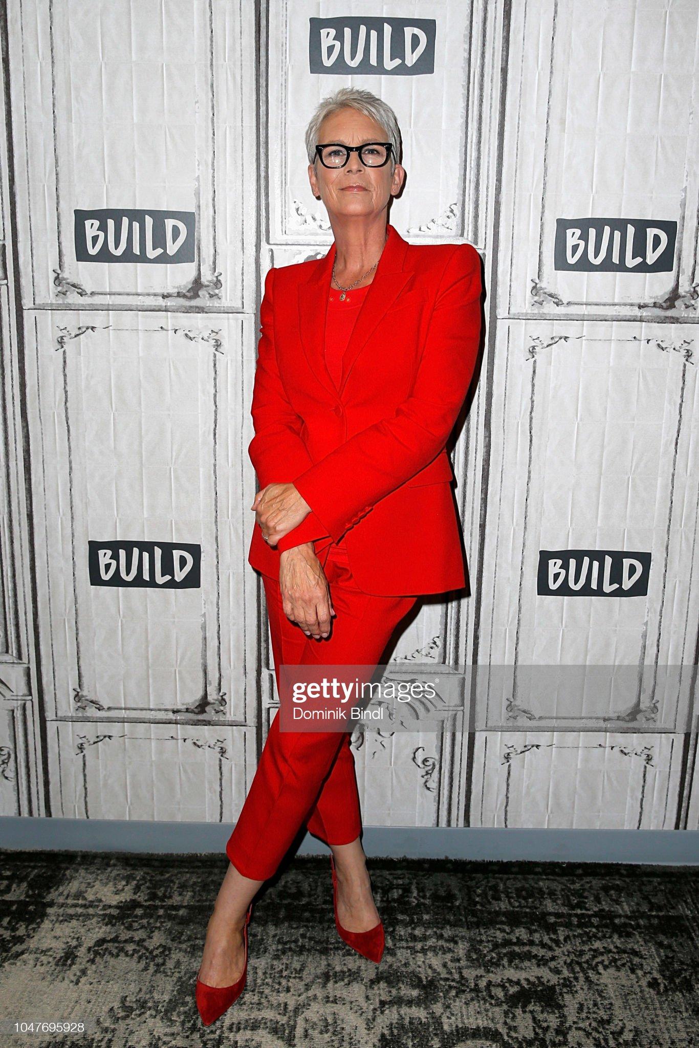 Celebrities Visit Build - October 8, 2018 : News Photo