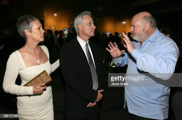 Jamie Lee Curtis Christopher Guest and Rob Reiner