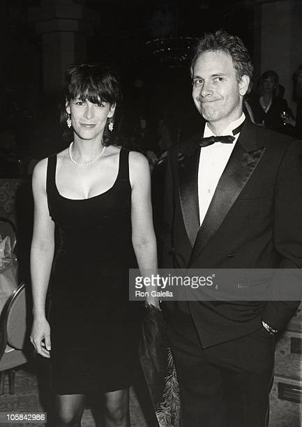 Jamie Lee Curtis Christopher Guest during 41st Annual Director's Guild Awards at Beverly Hilton Hotel in Beverly Hills California United States