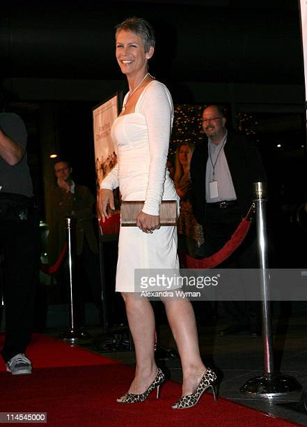 Jamie Lee Curtis during For Your Consideration Los Angeles Premiere Arrivals at Director's Guild of America in Beverly Hills CA United States