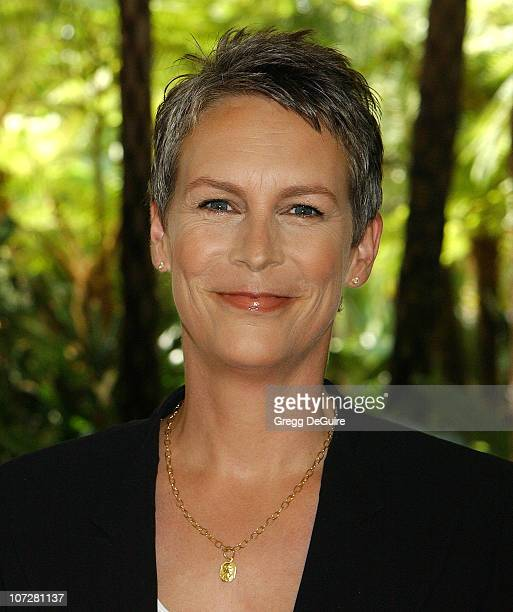 Jamie Lee Curtis during The Hollywood Foreign Press Association Presents $601500 In Donations During Its Annual Installation Luncheon in Beverly...