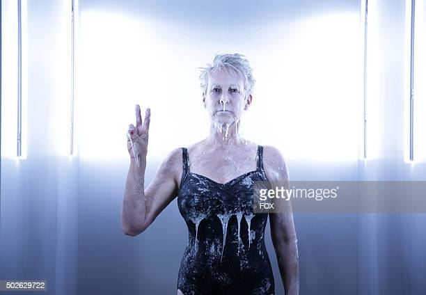 Jamie Lee Curtis in the Black Friday episode of SCREAM QUEENS airing Tuesday Dec 1 on FOX