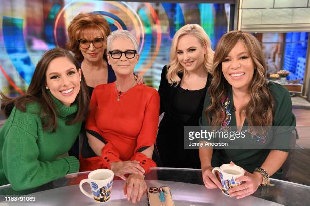 THE VIEW Jamie Lee Curtis is the guest today Thursday November 21 2019 on ABC's The View The View airs MondayFriday 11am12pm ET on ABC ABBY