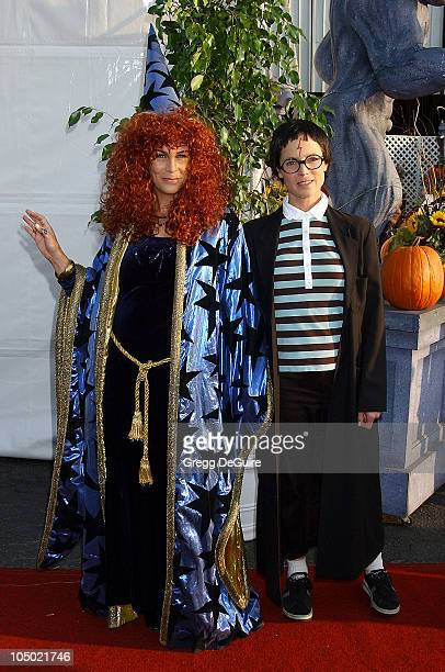 "Jamie Lee Curtis & sister Kelly Curtis during The 9th Annual ""Dream Halloween Los Angeles"" Benefits The Children Affected By AIDS Foundation at..."