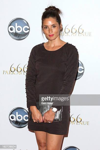 Jamie LeePalladino attends the 666 Park Avenue Series Premiere Party at Crosby Street Hotel on September 24 2012 in New York City