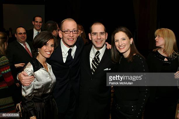 Jamie Leifer Yoni Leifer and attend American Friends of Shalva Annual Dinner at Pier 60 on March 5 2006 in New York City
