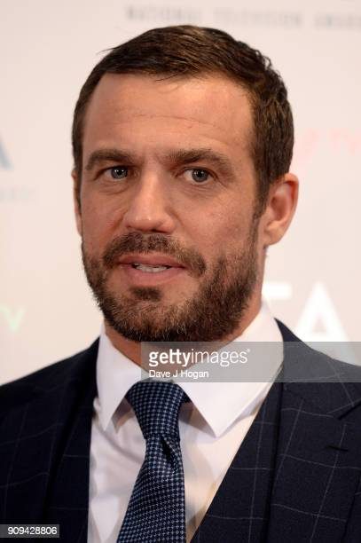 Jamie Lomas attends the National Television Awards 2018 at The O2 Arena on January 23 2018 in London England