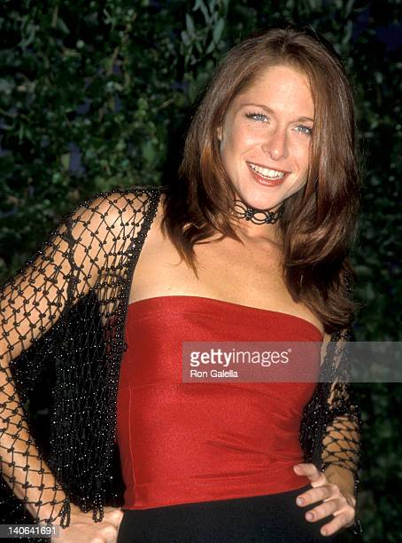 Jamie Luner at the 200th Episode Celebration of 'Melrose Place' Alto Palato Restaurant Los Angeles