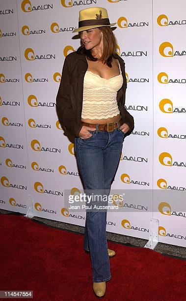 Jamie Luner during Avalon Hollywood Grand Opening Arrivals at Avalon in Hollywood California United States