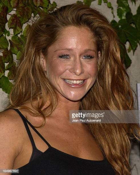 Jamie Luner during Flaunt Magazine Summer Reign Party at Falcon in Hollywood California United States
