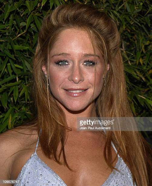 Jamie Luner during Movieline's Hollywood Life Magazine Kickoff Party Sponsored by CirocSnap Frost Vodka Parasuco Jeans and The Unusual Suspects...