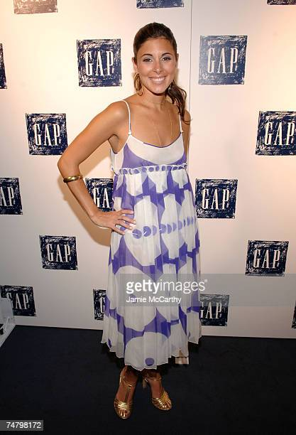Jamie Lynn Sigler at the The Supper Club in New York City New York