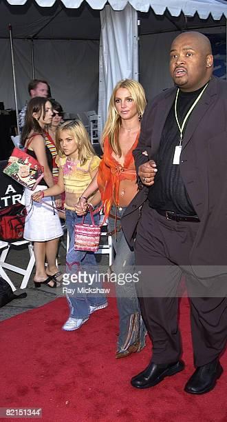 Jamie Lynn Spears Britney Spears and bodyguard