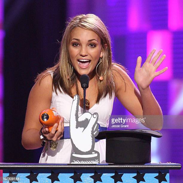 Jamie Lynn Spears winner Favorite Television Actress for 'Zoey 101'