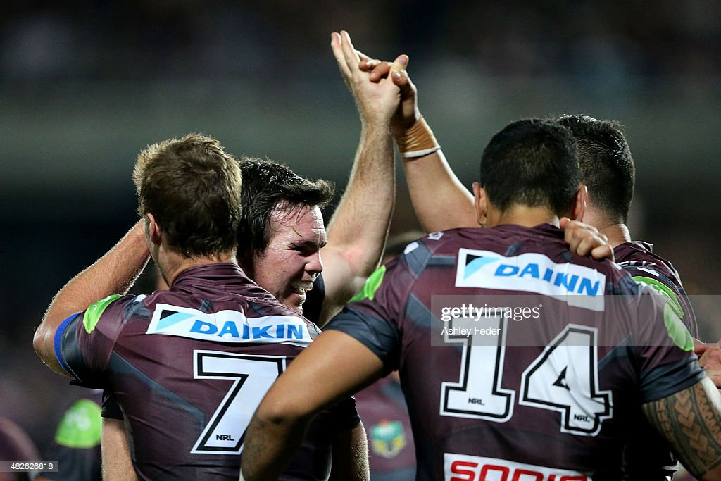 NRL Rd 21 - Sea Eagles v Broncos