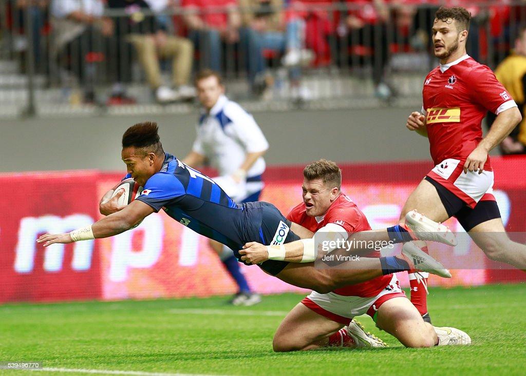 Canada v Japan - Men's International Rugby
