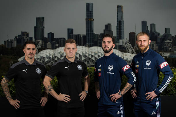 AUS: Melbourne A-League Derby Media Opportunity