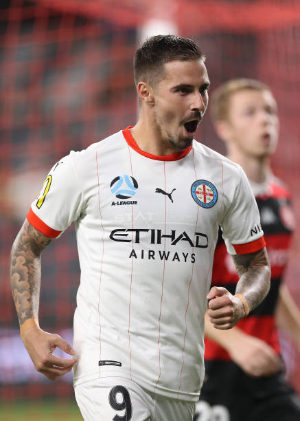AUS: A-League - Western Sydney v Melbourne City