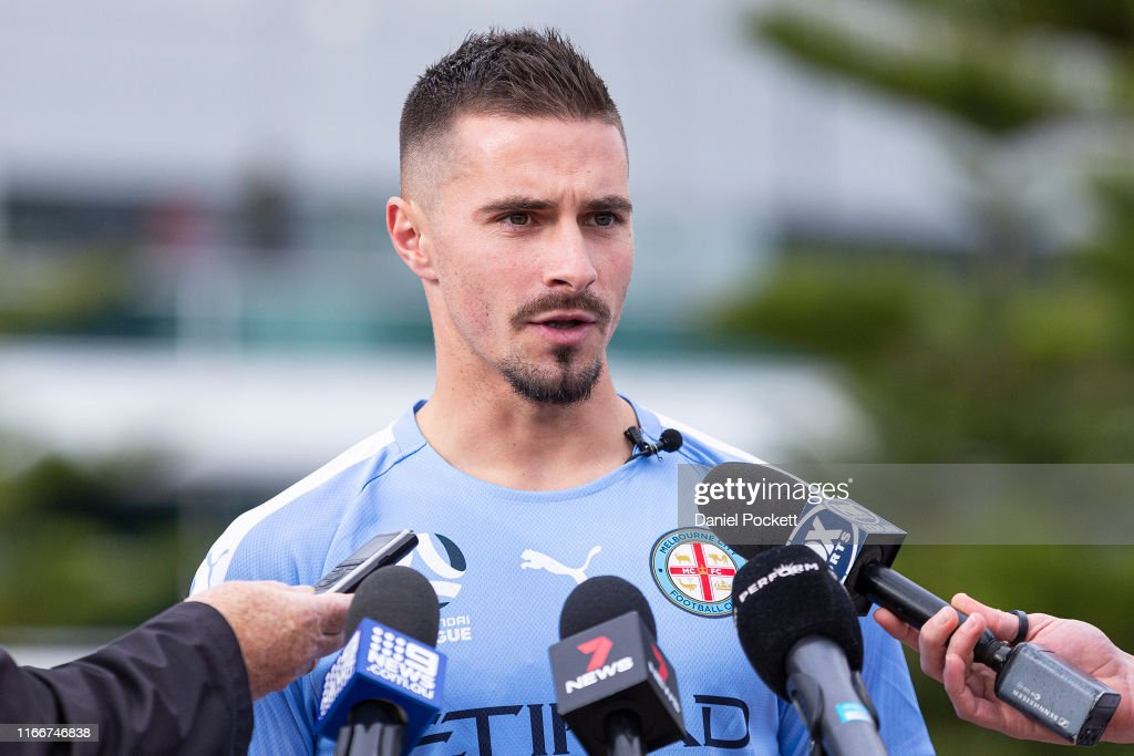 Melbourne Victory & Melbourne City Media Opportunity : News Photo