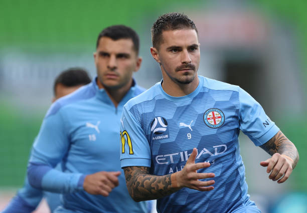 AUS: A-League - Melbourne City v Brisbane