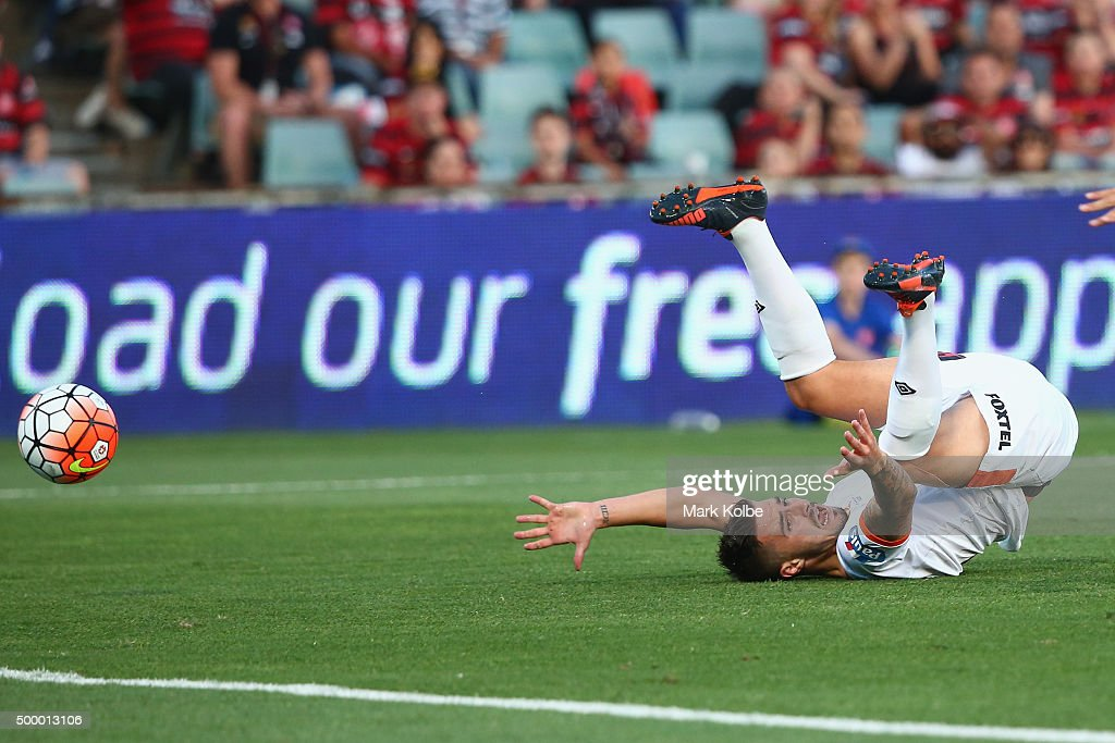 A-League Rd 9 - Western Sydney v Brisbane