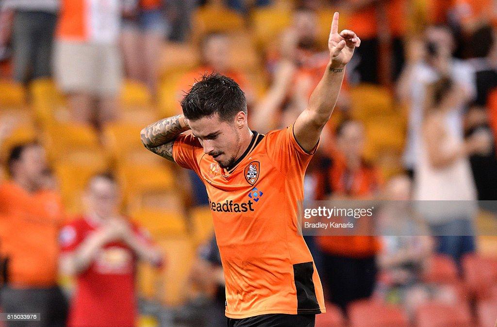 A-League Rd 23 - Brisbane v Melbourne