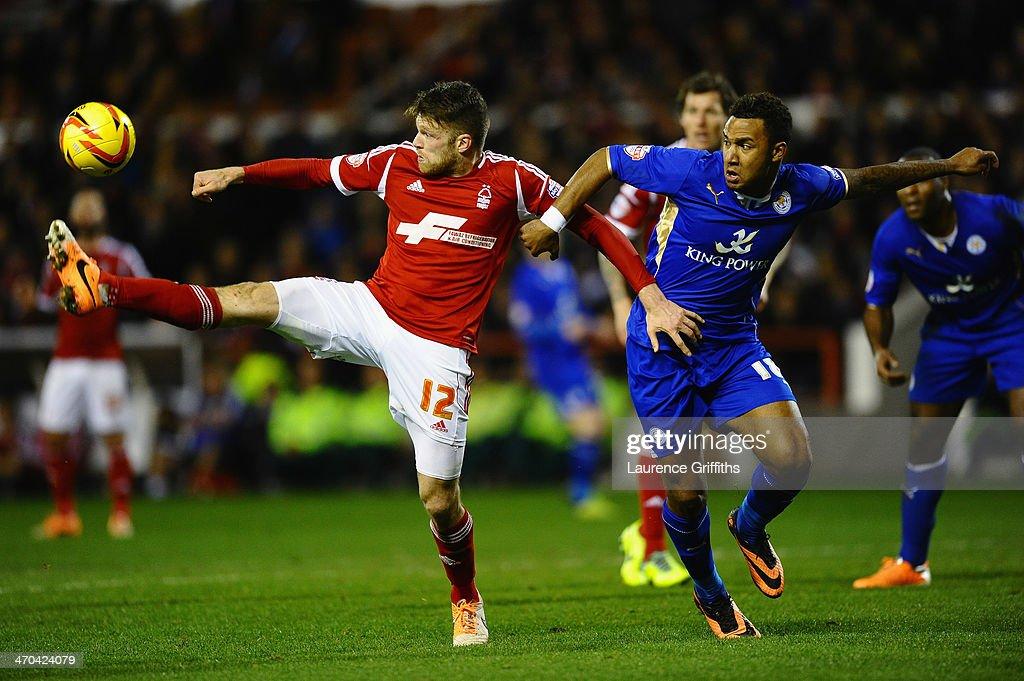 Nottingham Forest v Leicester City - Sky Bet Championship : News Photo