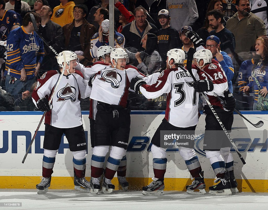 Colorado Avalanche v Buffalo Sabres