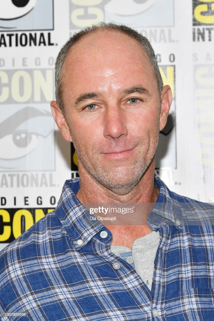 "Comic-Con International 2018 - ""The Passage"" Press Line"