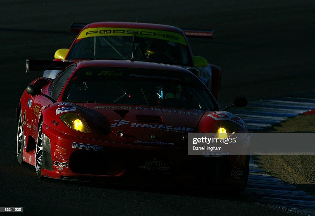Monterey Sports Car Championship : News Photo